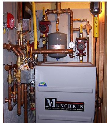 Mod Cons Boiler | Modulating Condensing Boiler | Hudson Valley ...